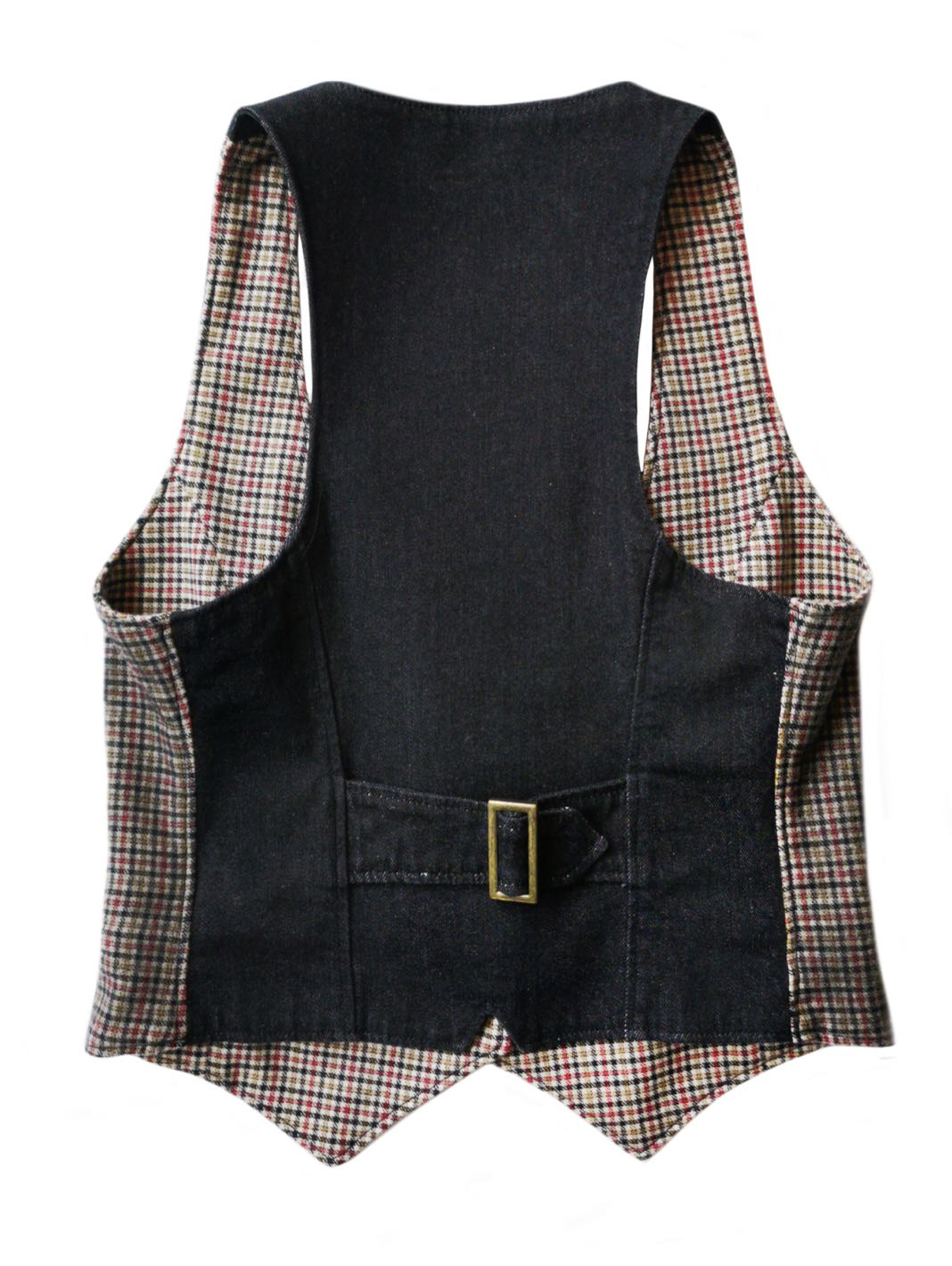 Jimmy Wool Vest - The Bobby Boga