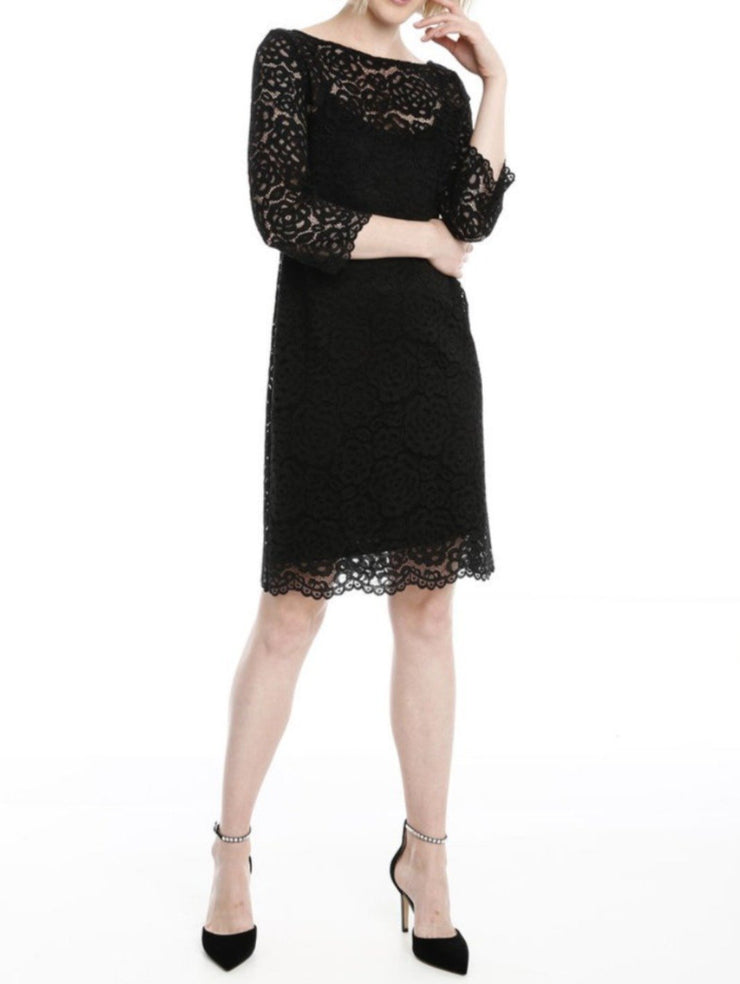 Sportmax Grazia Lace Dress -THE BOBBY BOGA