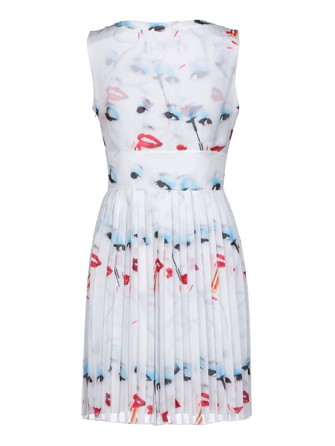 Fantasy Print Mini Dress - The Bobby Boga
