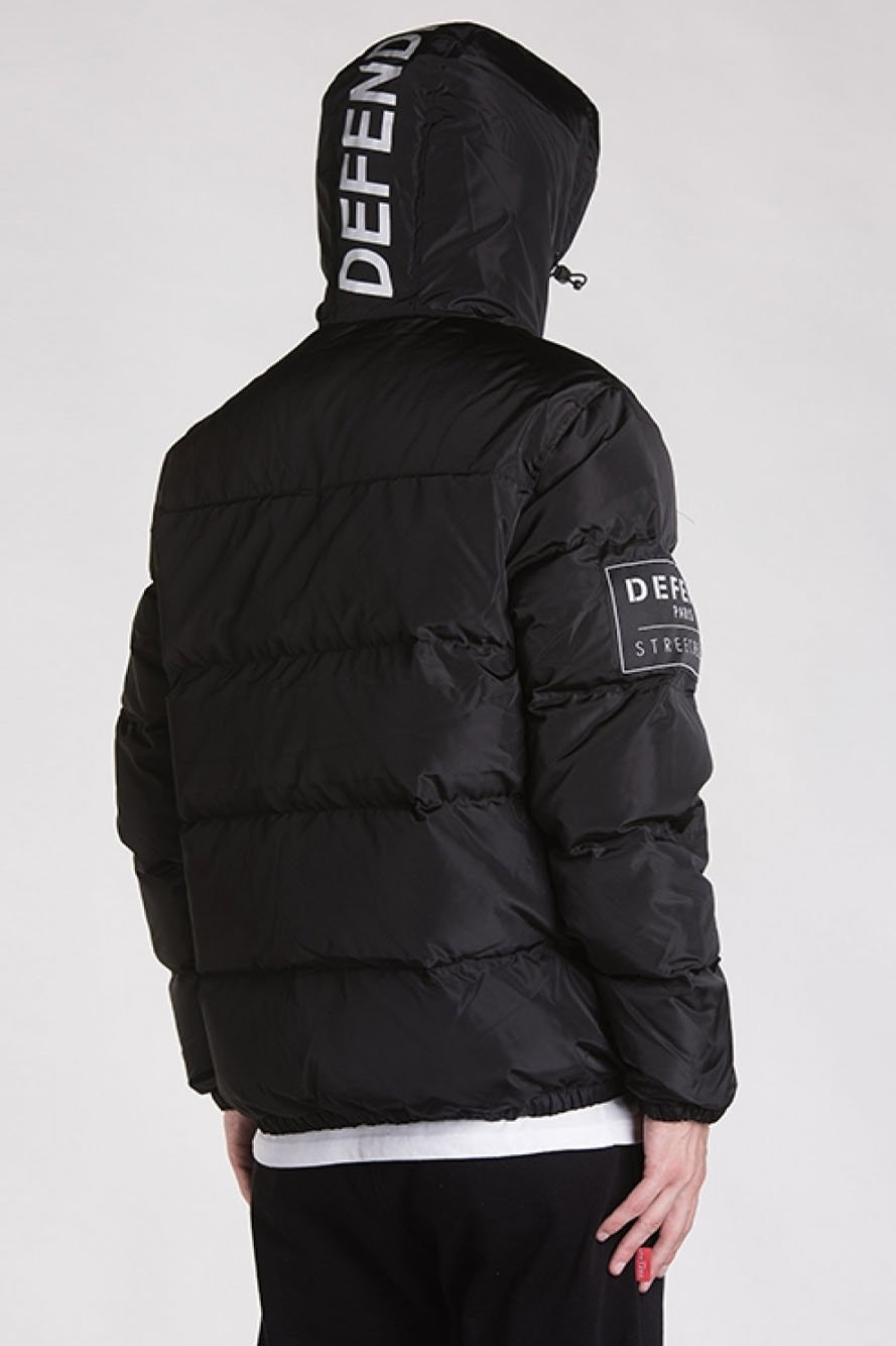 Kalsoy Down Jacket Black - The Bobby Boga