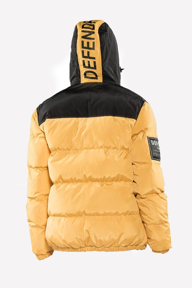 Kalsoy Down Jacket Yellow