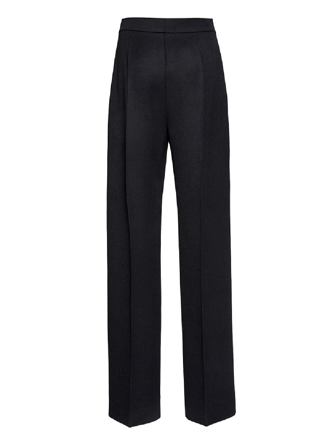 High Waisted Wide Legged Trousers - The Bobby Boga