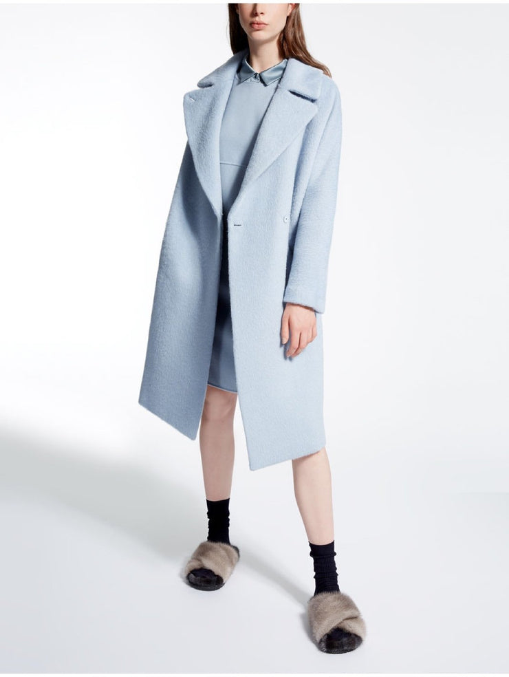Max Mara-Weekend Fulvia Virgin Wool Dress