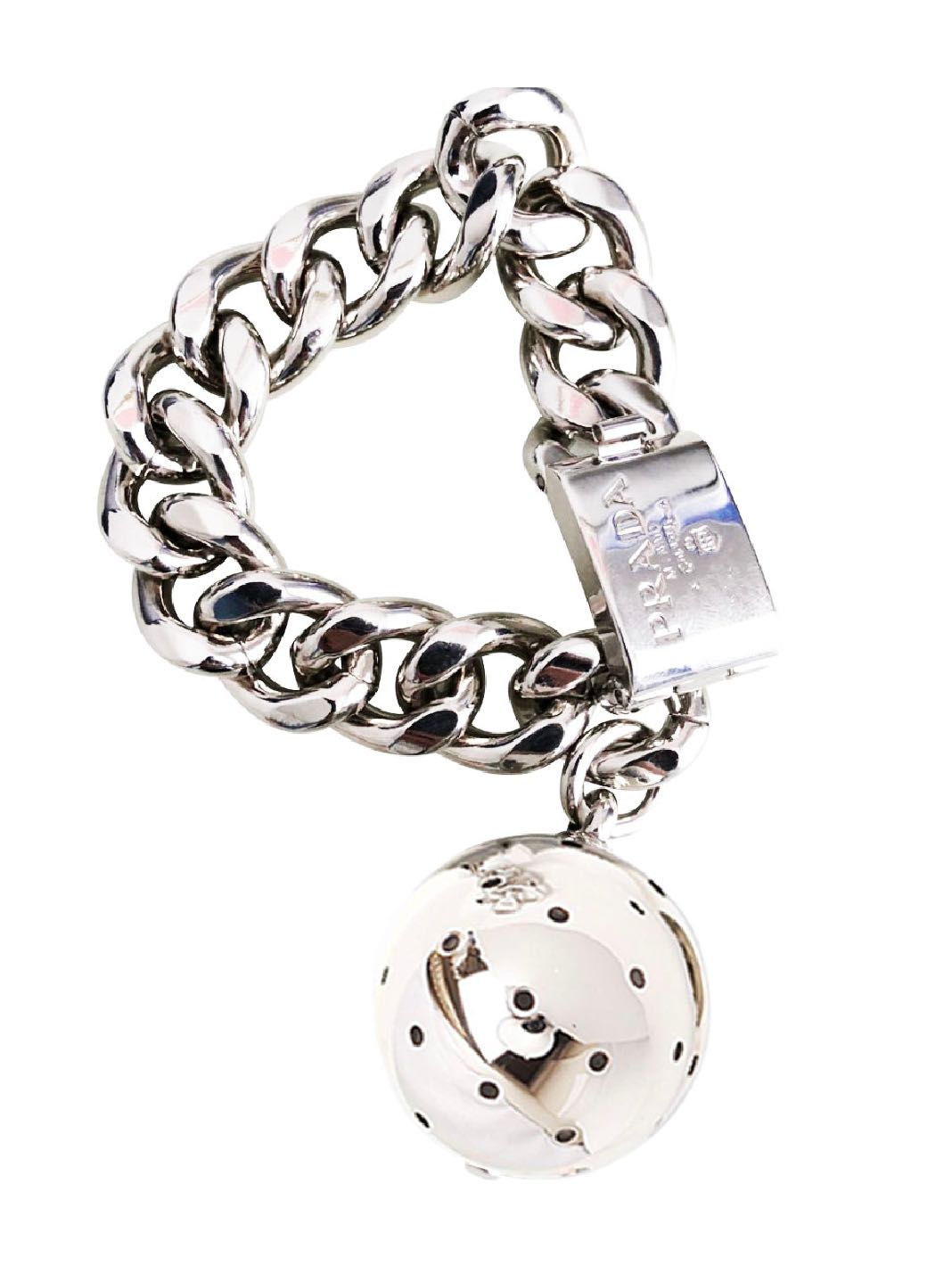 Metal Cutout Ball Chain Bracelet - The Bobby Boga