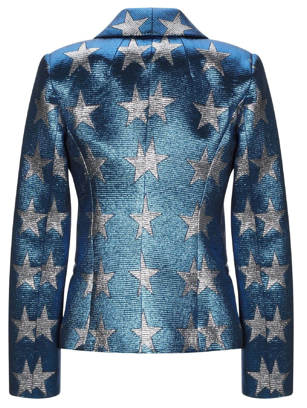 Star Lame Blazer - The Bobby Boga