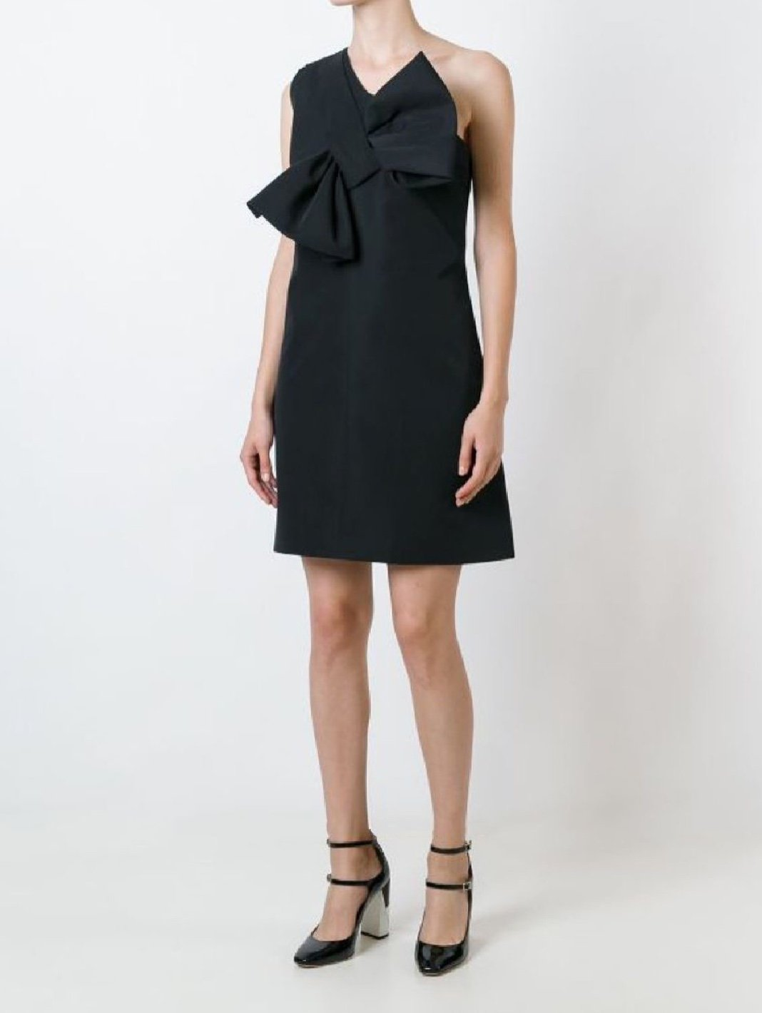 Twist Bow Dress - The Bobby Boga