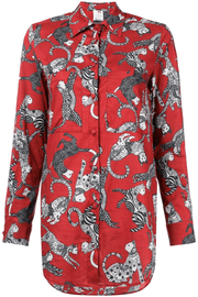 Cats Printed Shirt
