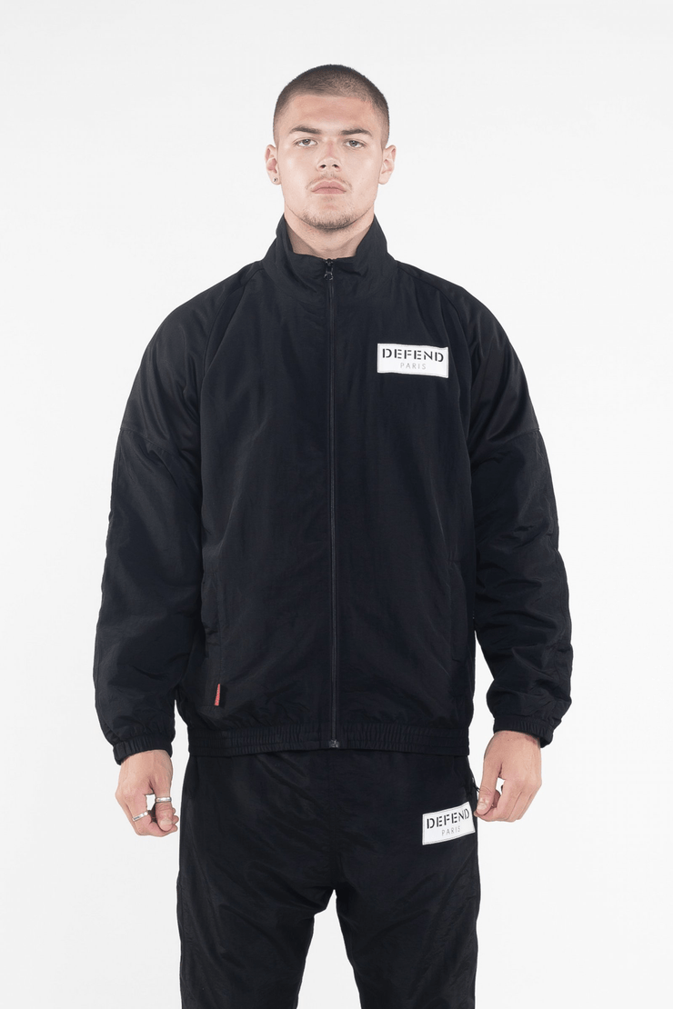 Pony Top Jacket Black