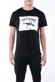 T-shirt Bendigo Black