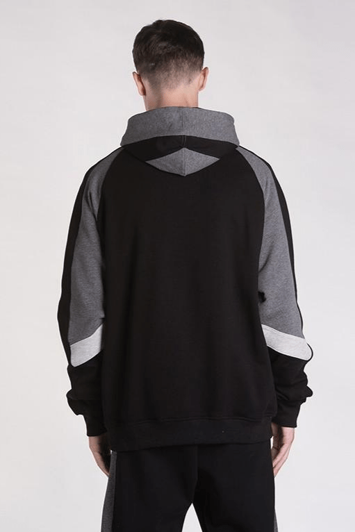 Stomy Sweatshirt Black - The Bobby Boga