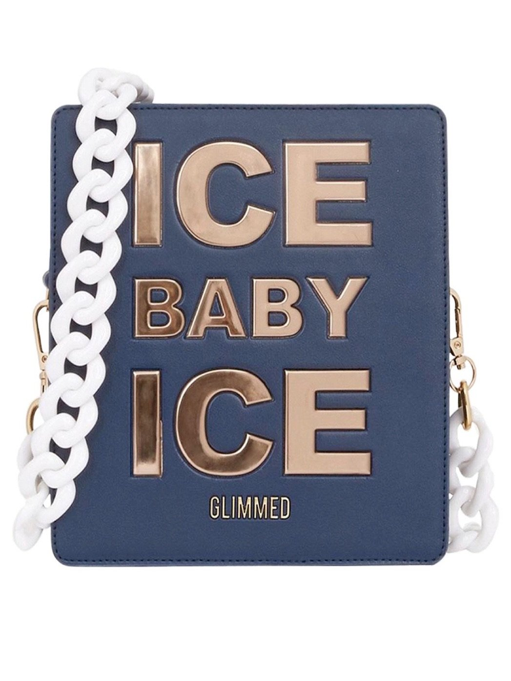 Squared Ice Baby Ice Bag - The Bobby Boga
