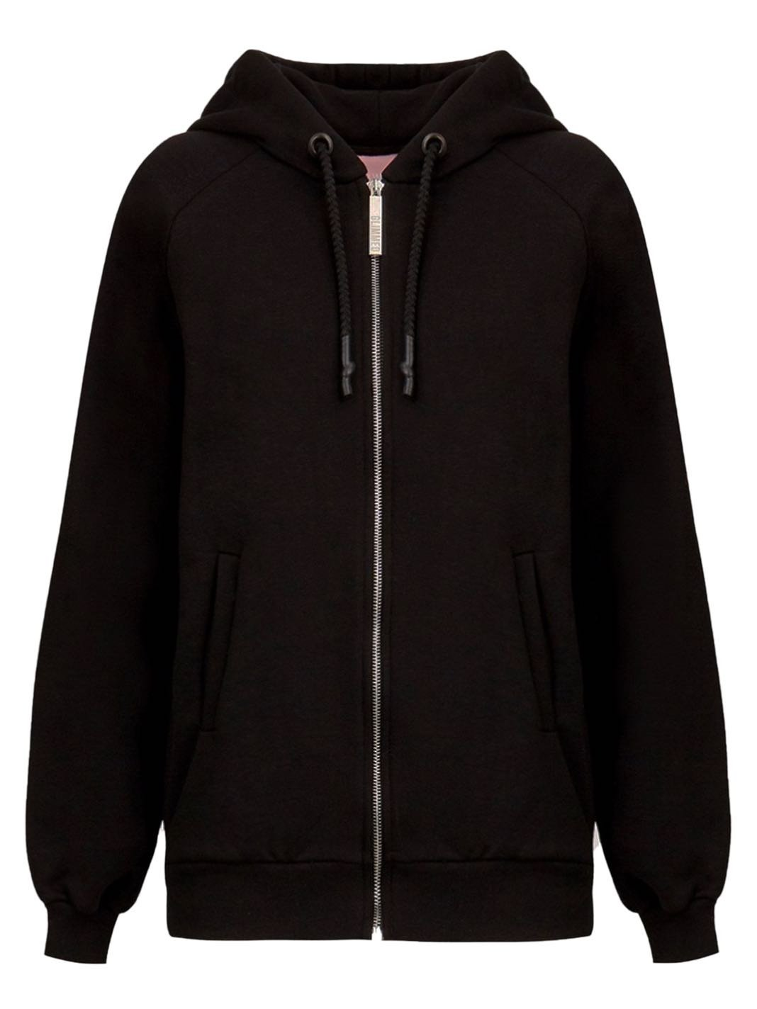 Ricamo Cotton Hoodie - The Bobby Boga