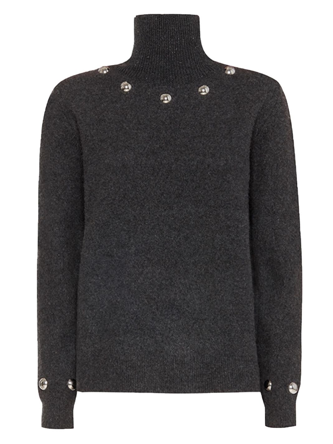 Dublin Wool Turtle Neck - The Bobby Boga