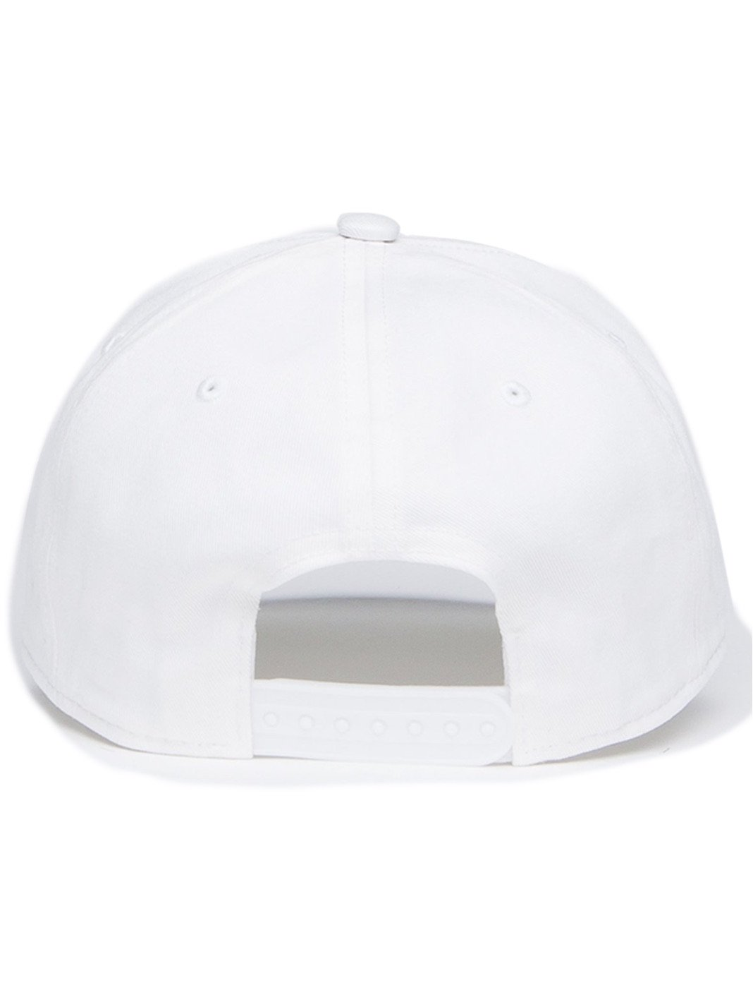 Colombe Cap White - The Bobby Boga