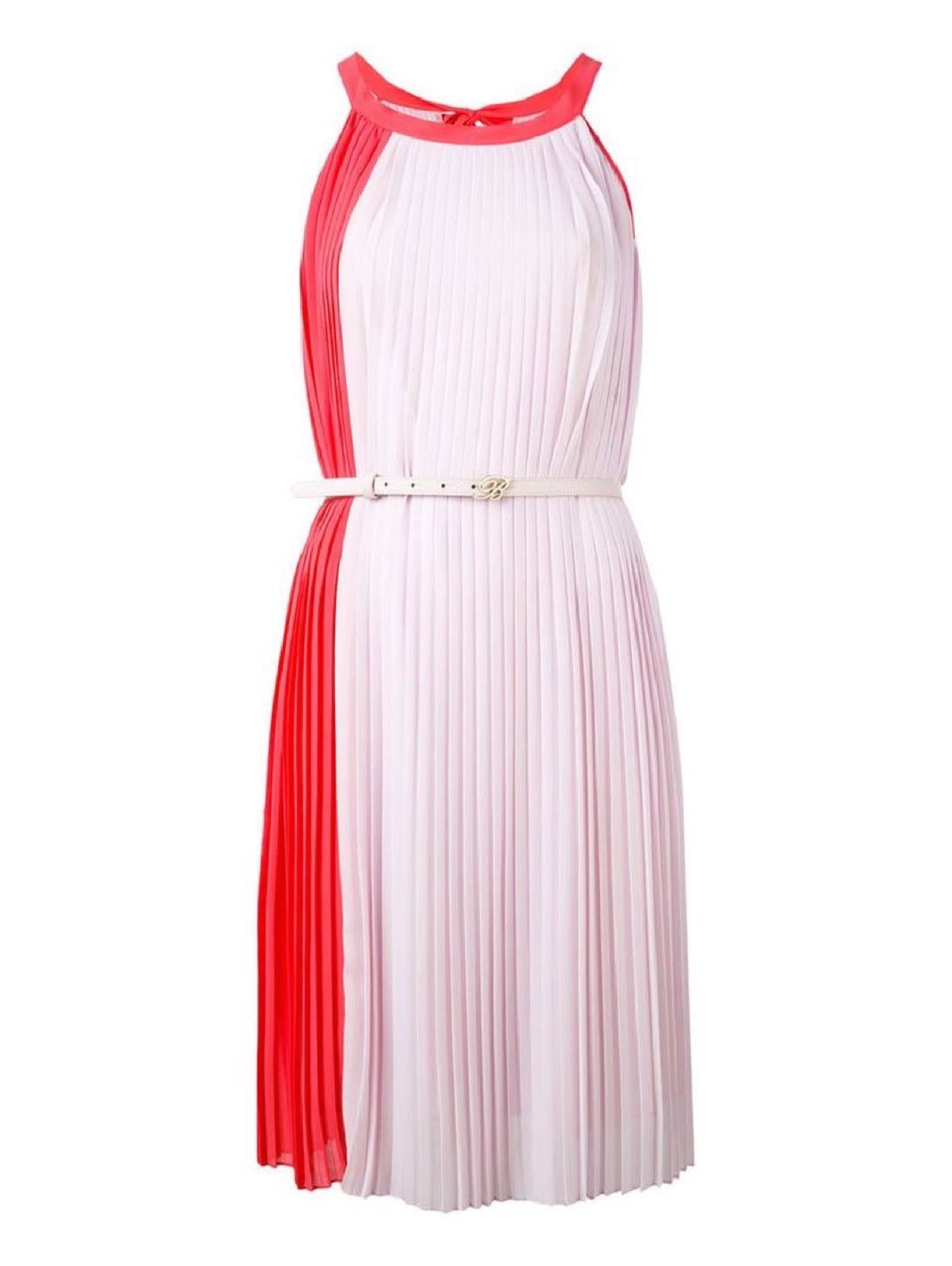 Pleated Dress - The Bobby Boga