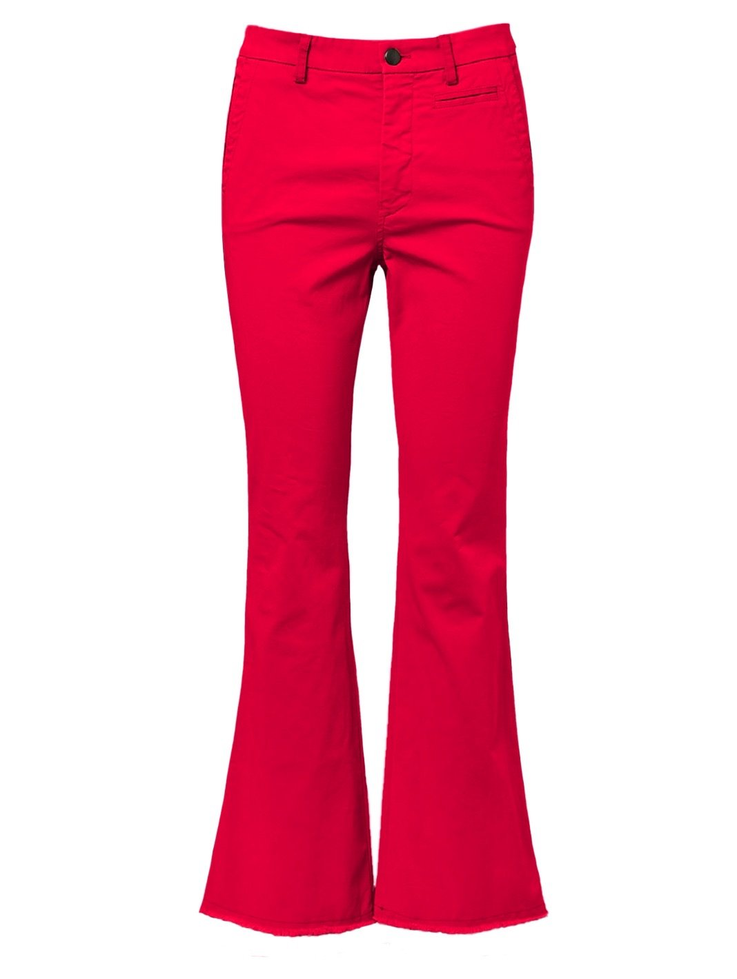 Sequin Side-Stripes Gabardine Pants - The Bobby Boga