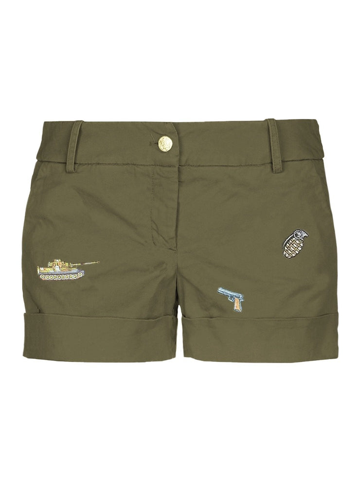 Army-Style Shorts