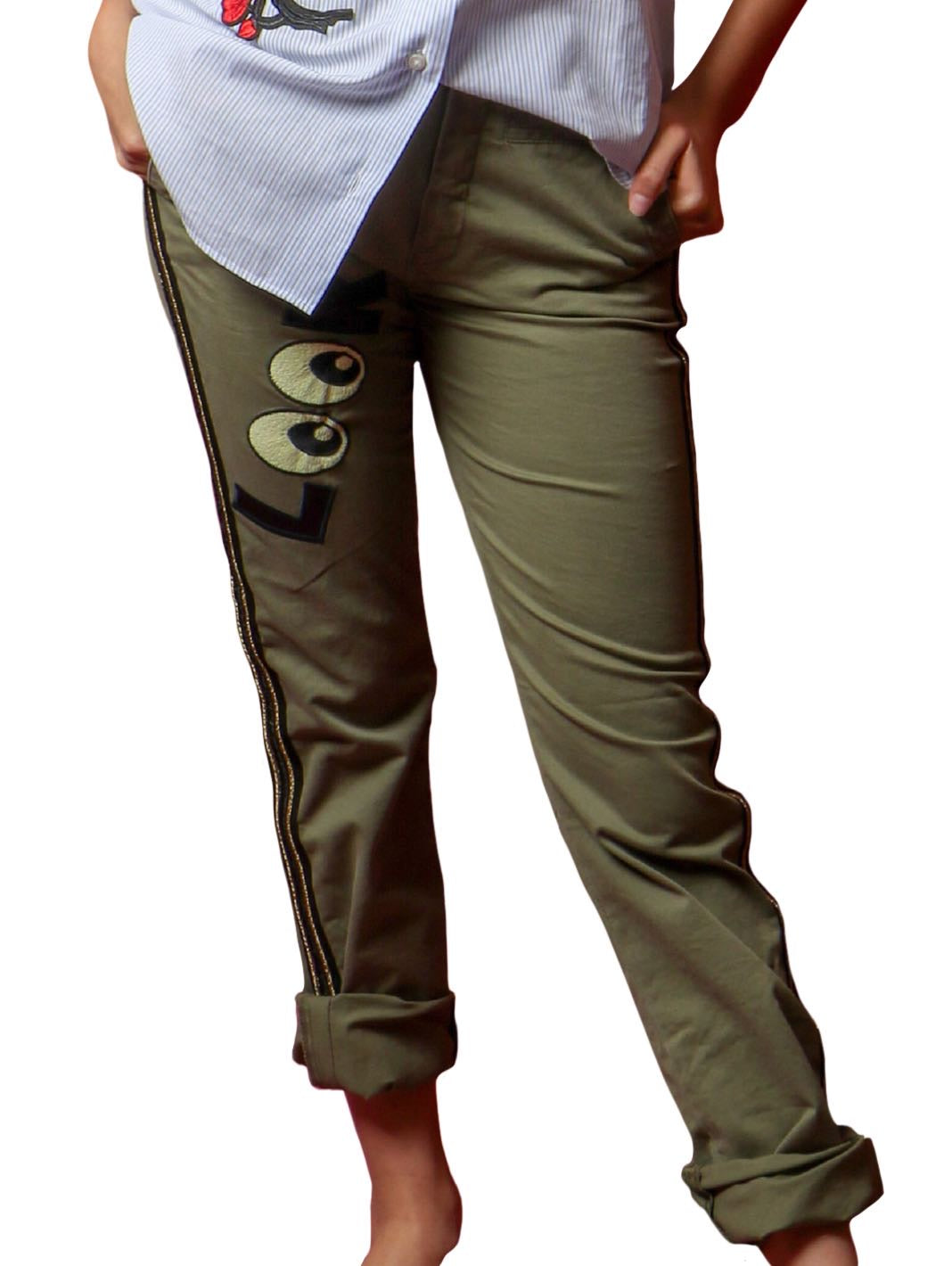 Look Casual Trousers - The Bobby Boga