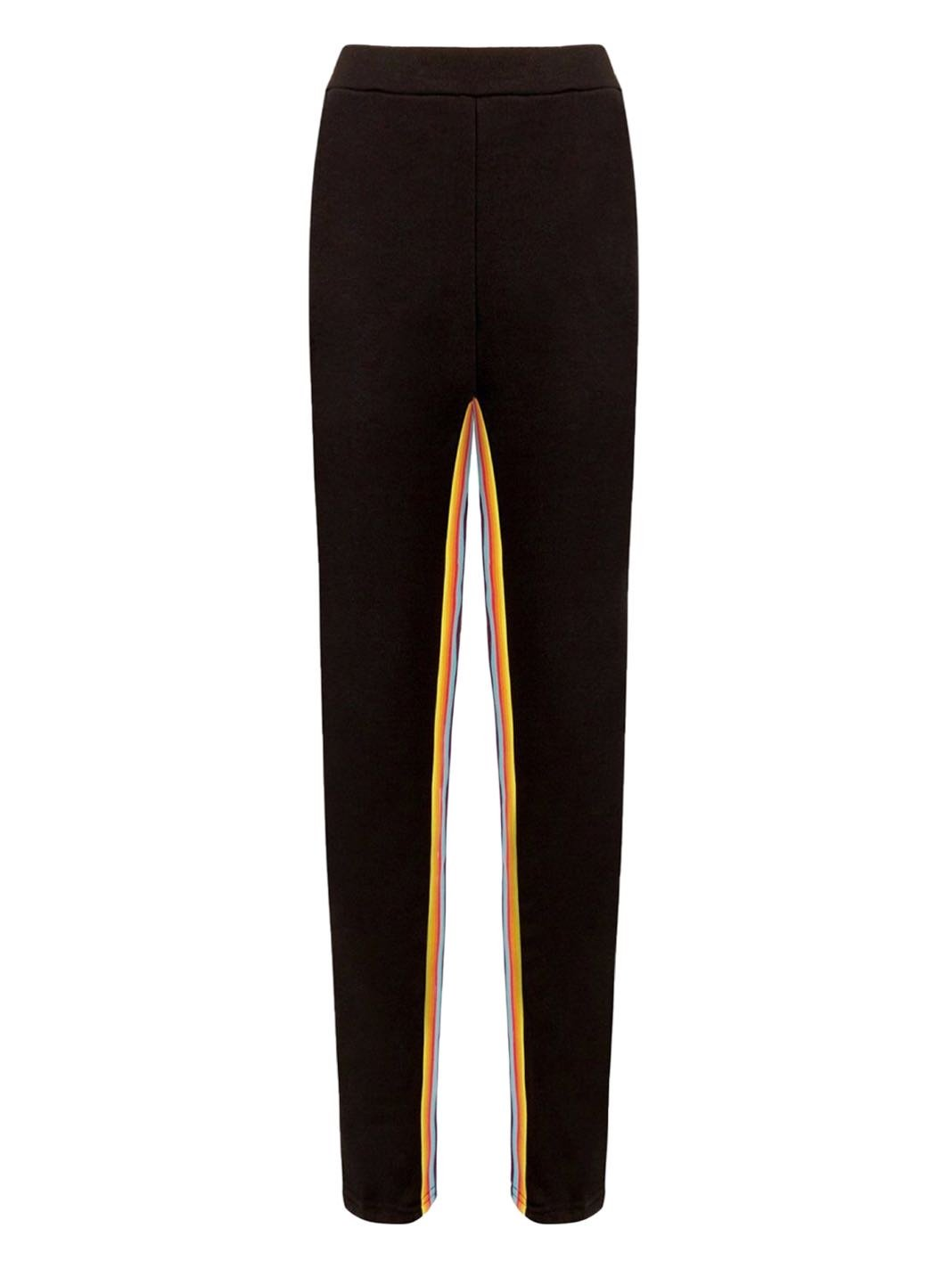 Tuta Black Pants - The Bobby Boga