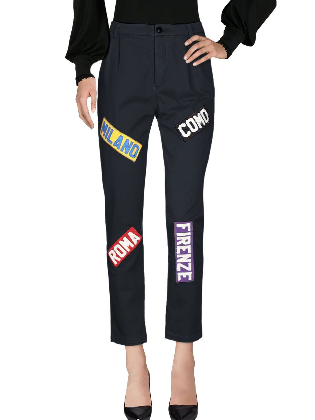 Cities-Patch Trousers - The Bobby Boga