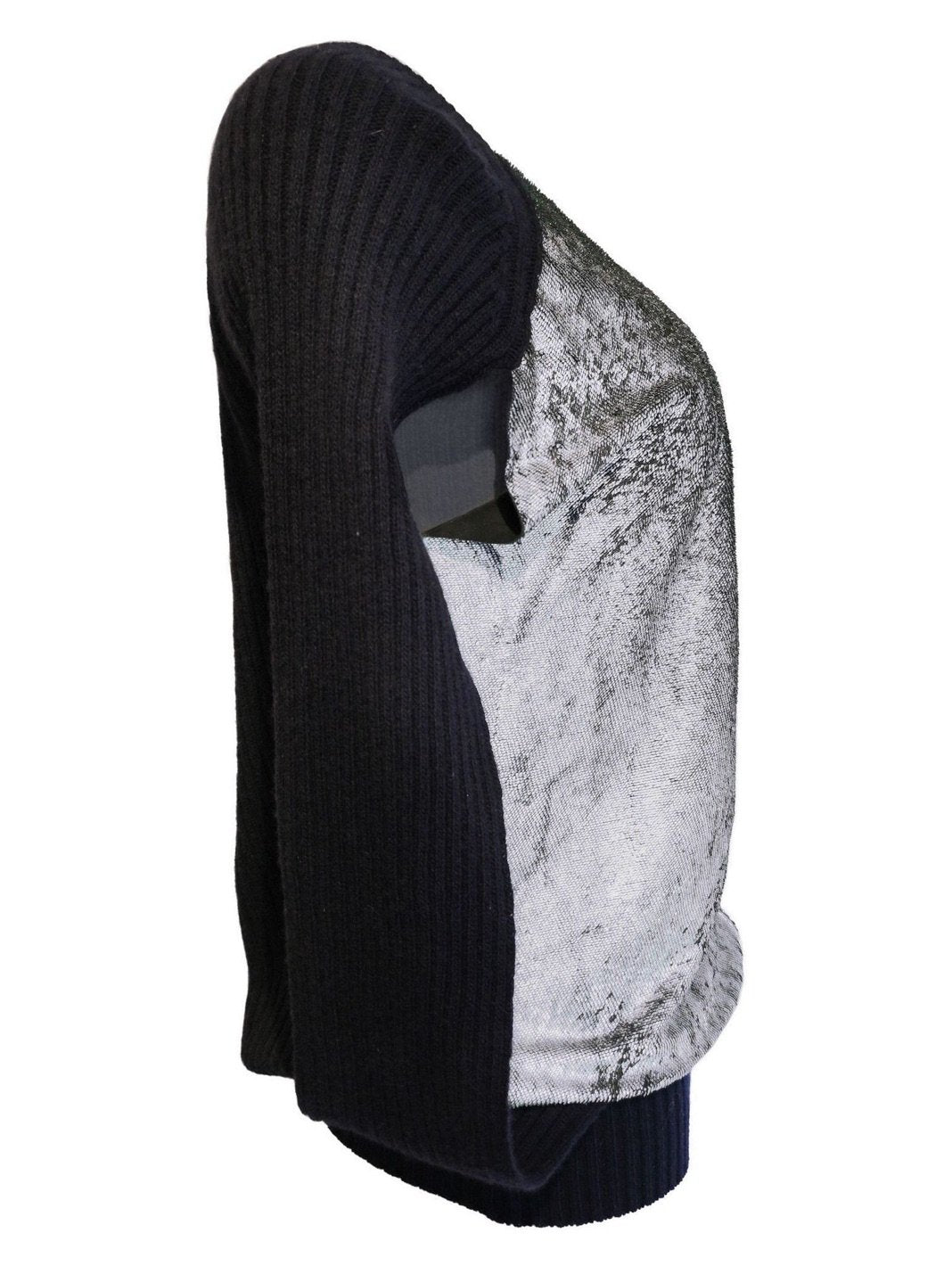 Wool Two-Tone Vest - The Bobby Boga