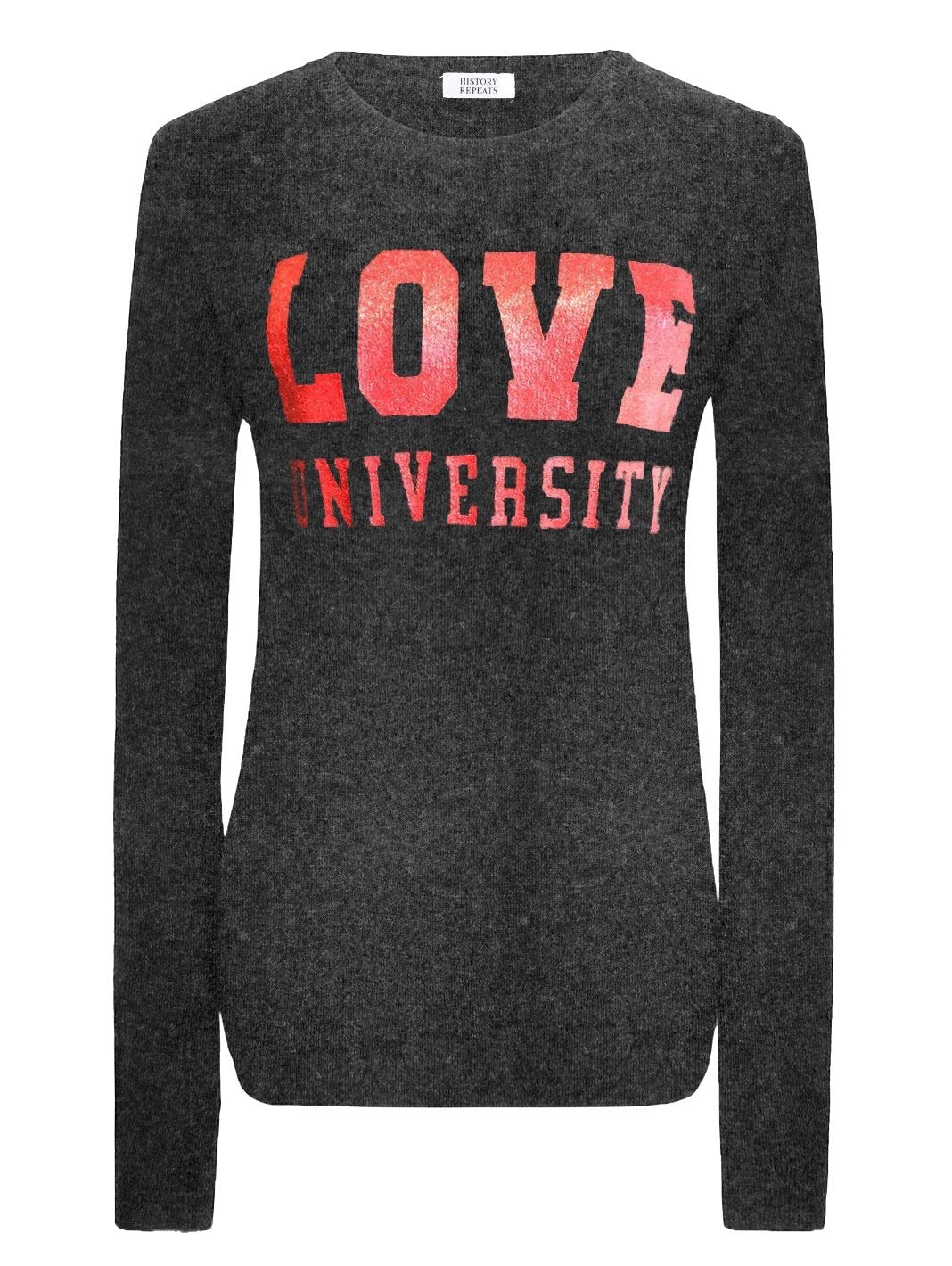 LOVE Cashmere-Blend Pullover - The Bobby Boga