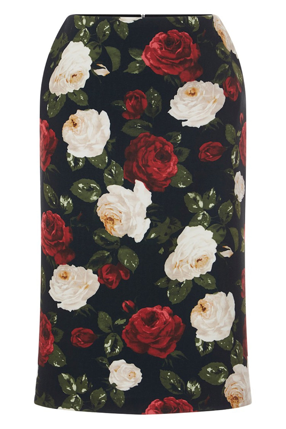 Floral Printed Skirt - The Bobby Boga