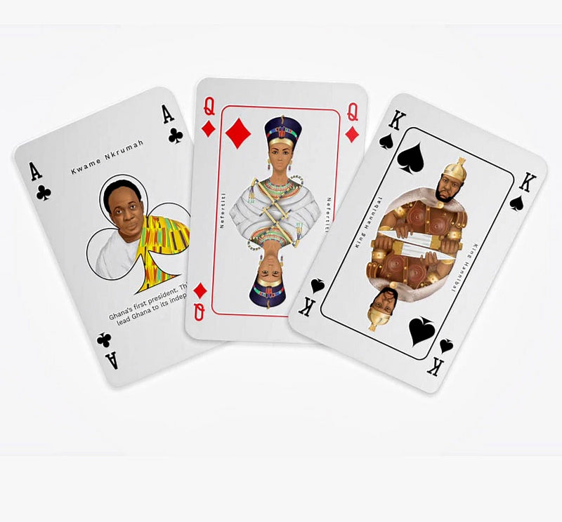 Playing Cards : African Legends (Pre-Order)