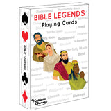 Playing Cards : Bible Legends (PRE-ORDER)