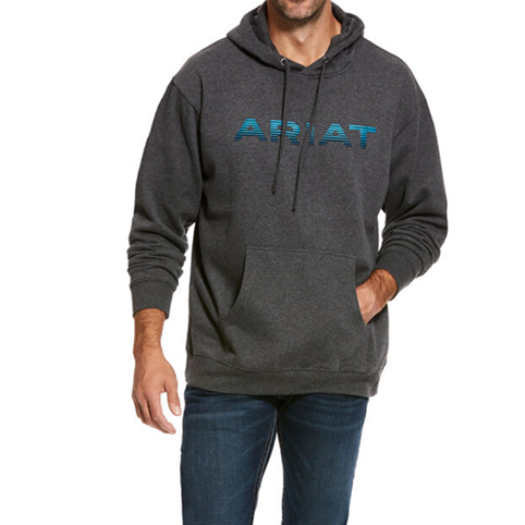 ARIAT-GRAPHIC HOODIE