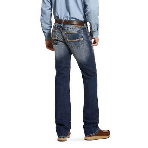 ARIAT M7 Rocker Stretch Knox Stackable Straight Leg Jean   Mod.10030236