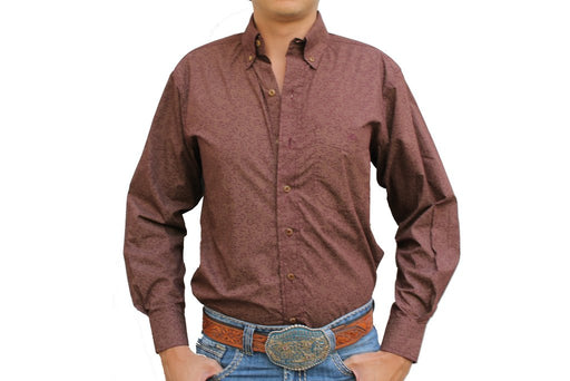 Camisa Resistol Ranch Badger