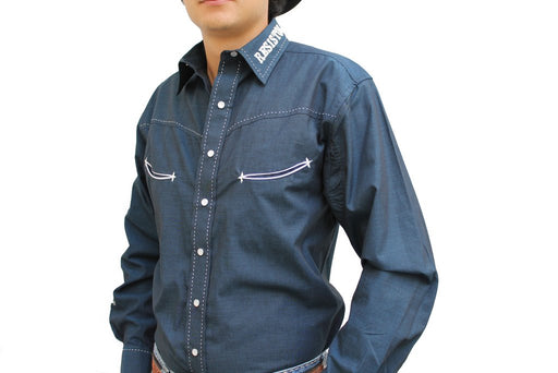 Camisa Resistol Ranch Marketing Longview