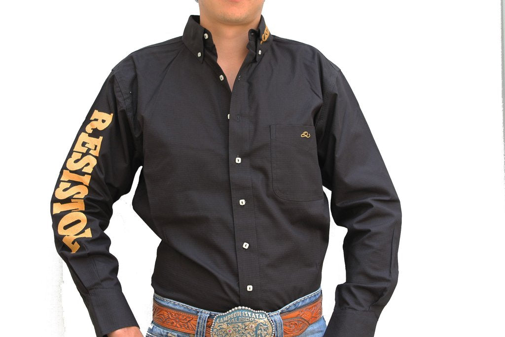 Resistol Ranch Marketing Black/Gold