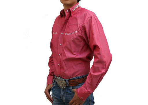Camisa Resistol Ranch Marketing Reuben