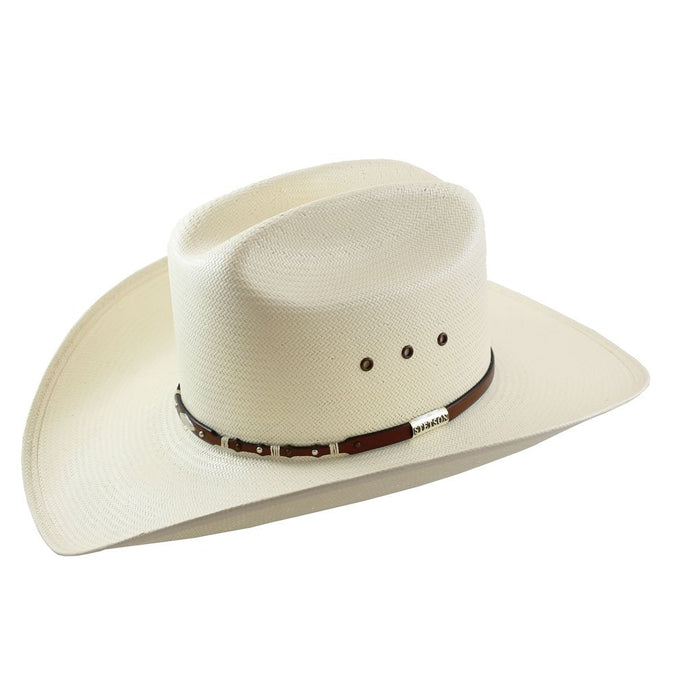 Stetson Saddle Rock 10x Natural