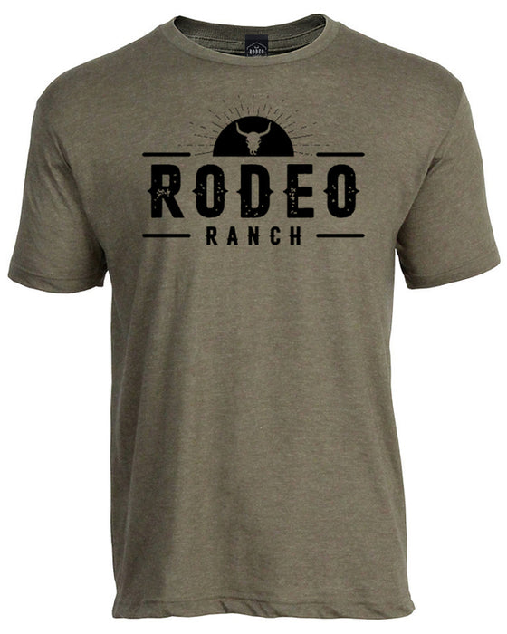 PLAYERA RODEO RANCH VERDE