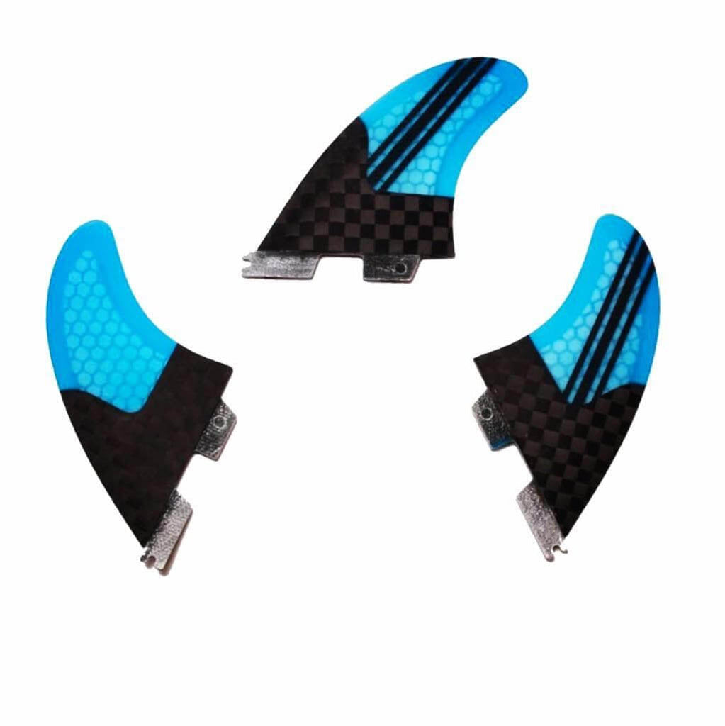 Quillas FCS II Carbono Blue