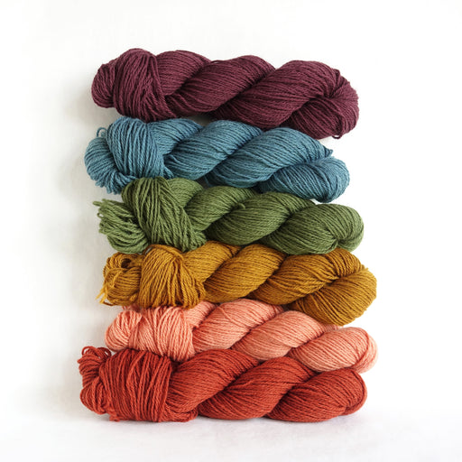 3 Ply Worsted Weight Yarn