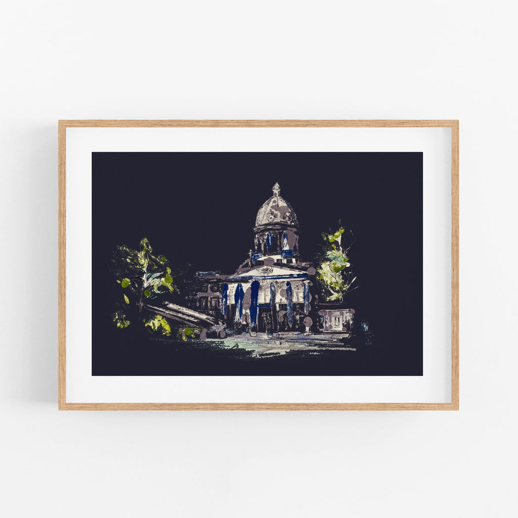 The Imperial War Museum London Print
