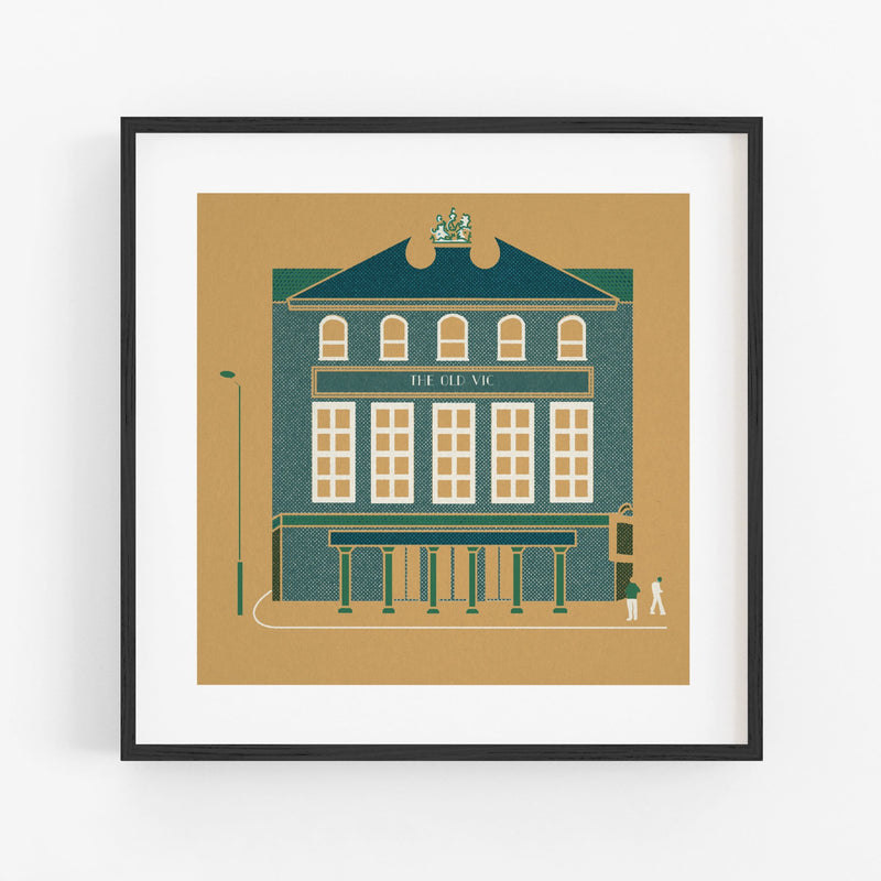 The Old Vic Print