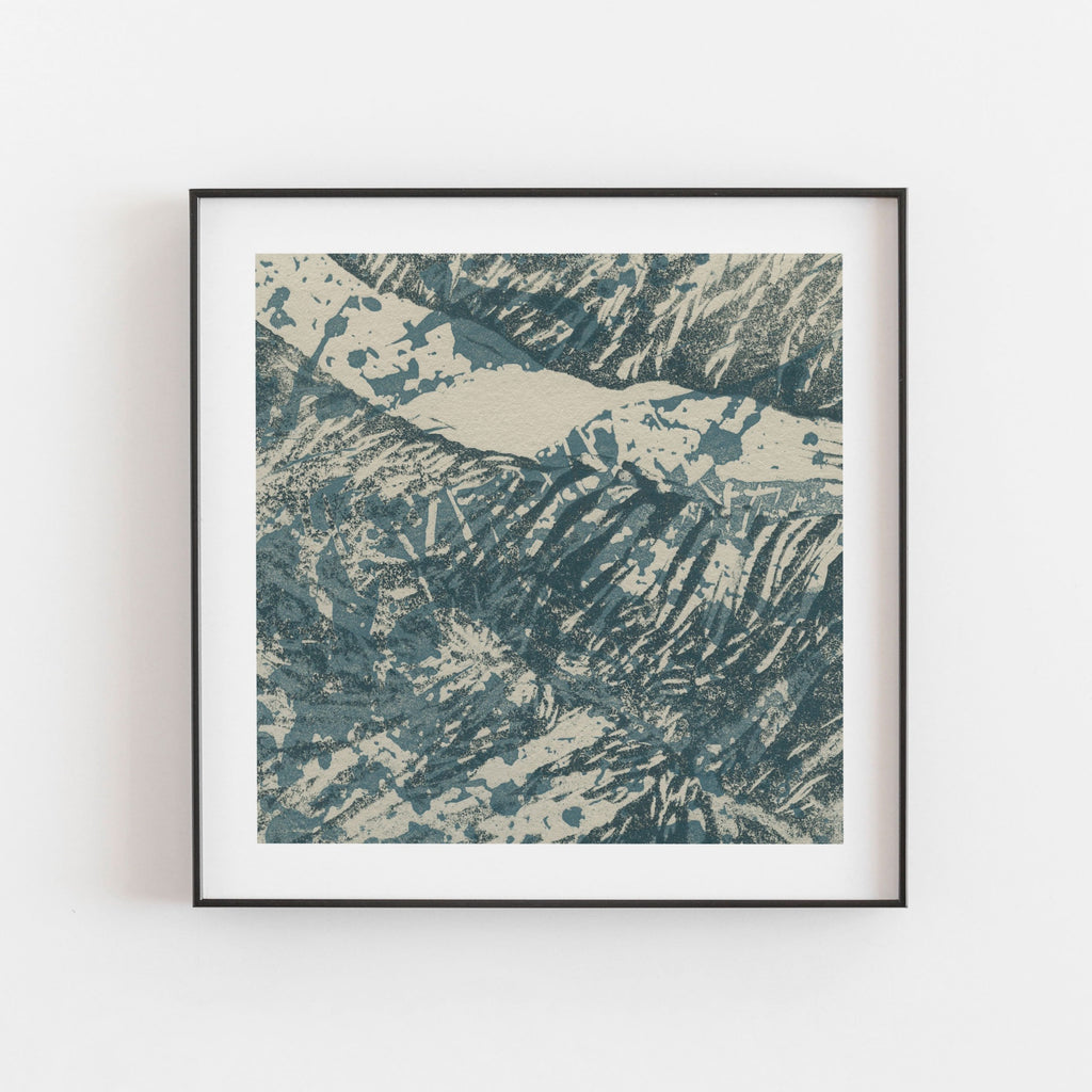 Riverbed High Tide Print