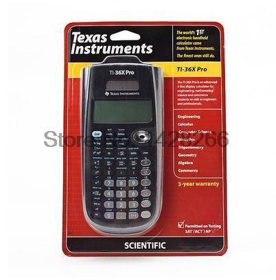 Texas Instruments Original Ti-36x Pro Scientific Calculator