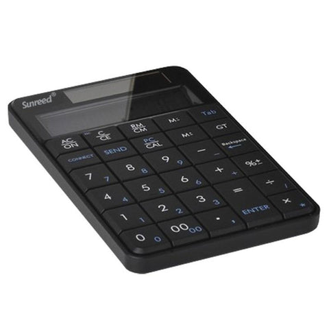 Portable Digital Display Calculator
