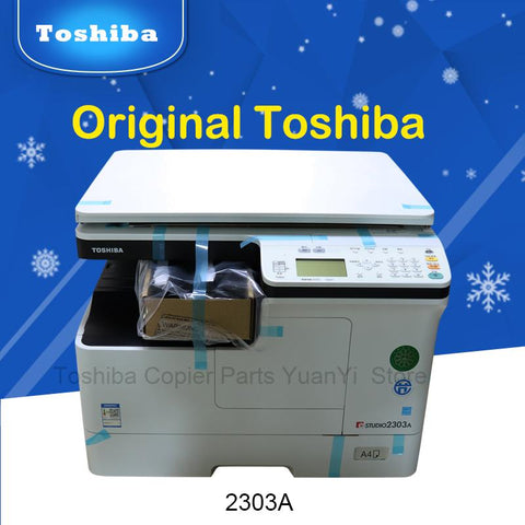 Original Toshiba 23PPM C Version copier/printing machine