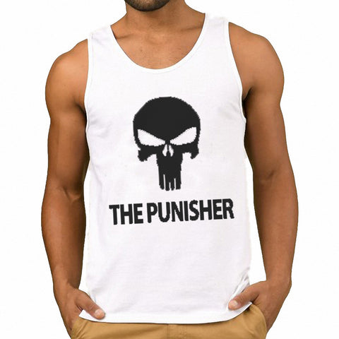 Punisher Muscle Tank Top