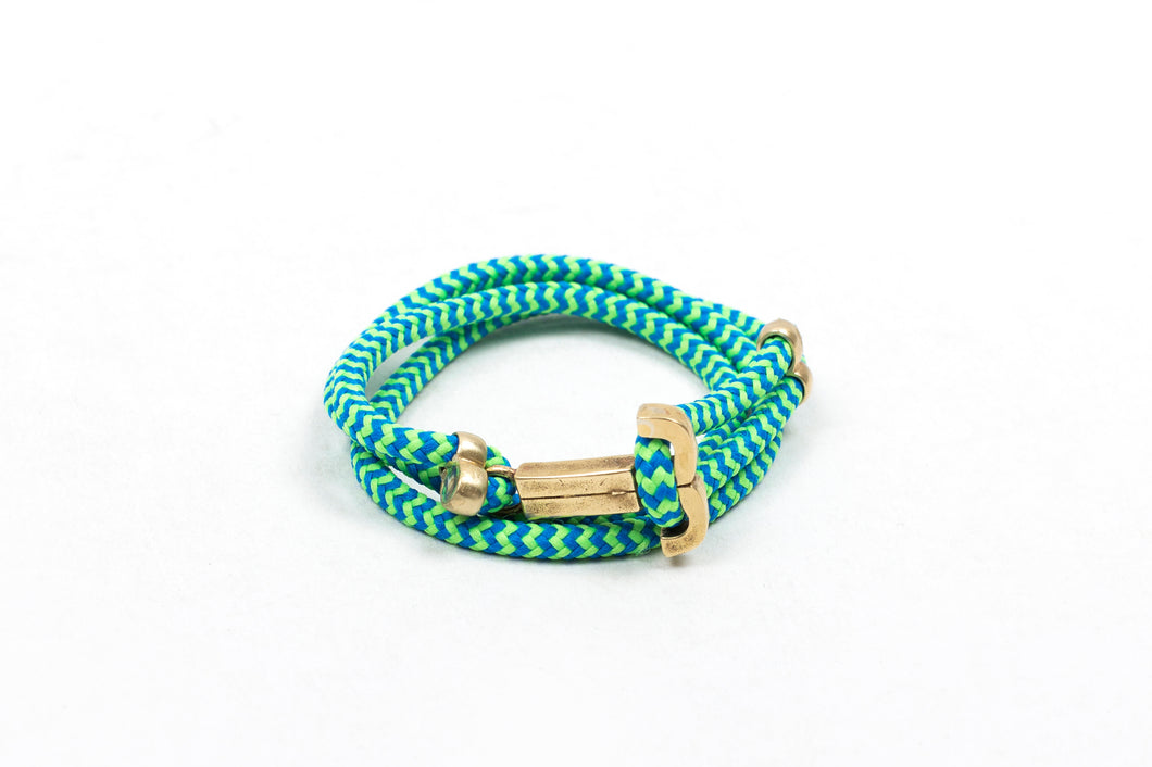 Pulsera Roll and Roll (verde)