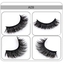 3D Mink Eyelashes Natural False Eyelashes 1 Pair