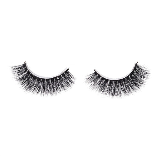 Natural Soft 3D False Eyelashes Long Thick Lashes