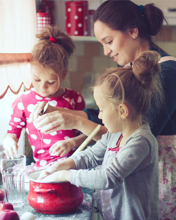 8 Healthy Holiday Recipes for Cooking Together as a Family